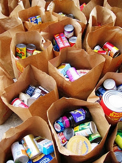Consider Your Non-Perishable Food Donations #30DayGive