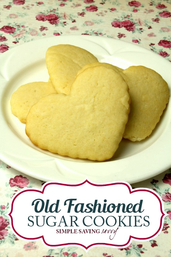Old Fashioned Sugar Cookies With A Twist Stewardship