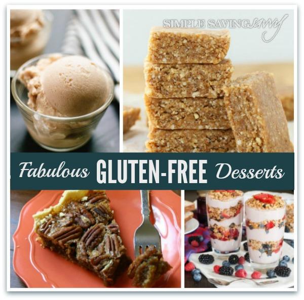 Fabulous Gluten-Free Desserts