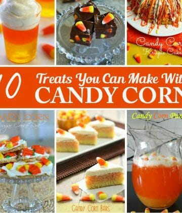 10 Treats You Can Make With Candy Corn