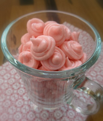 Cinnamon Valentine Candy Kisses