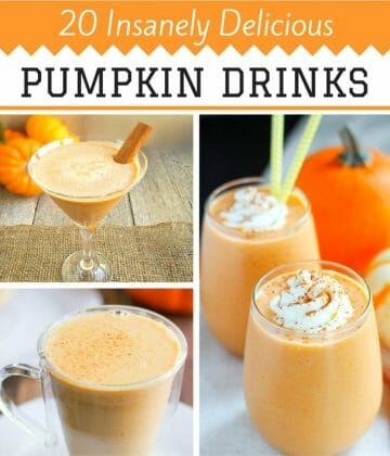 20 Insanely Delicious Pumpkin Drinks
