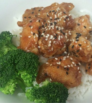 Sweet and Sour Chicken Recipe